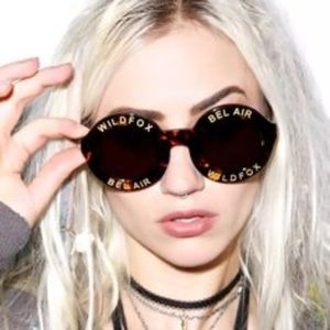 WILDFOX Bel Air Sunglasses NWB